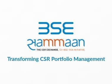 BSE Sammaan