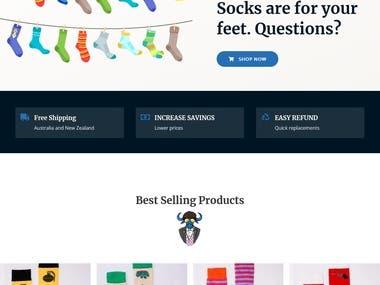 Oxblu - Online store