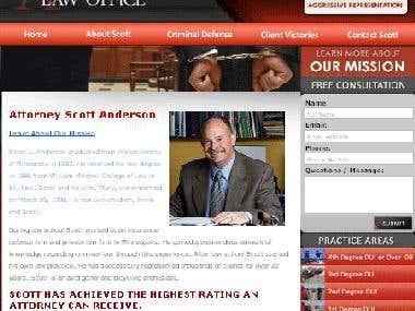 Scott Anderson Law