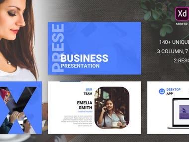 Business Presentation Slides
