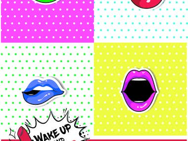 Flyer for lip entrepreneurs