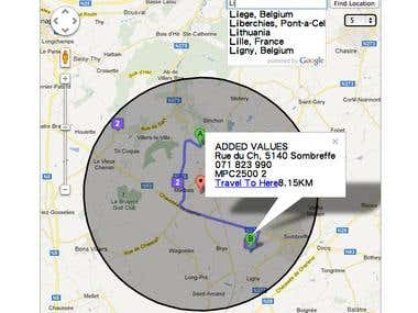 google map example