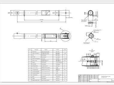 Manufacture Drawing