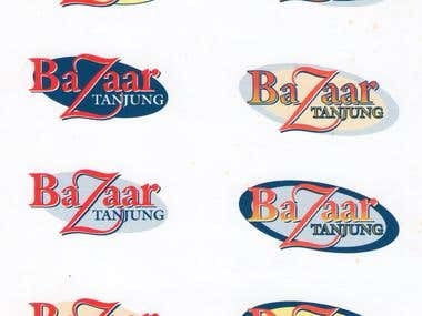 Logo for commercial property: Bazaar Tanjung
