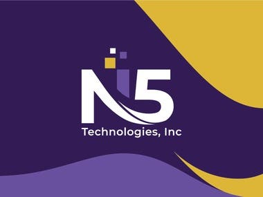 N5 TECHNOLOGIES, INC - LOGO DESIGN + FULL BRAND IDENTITY
