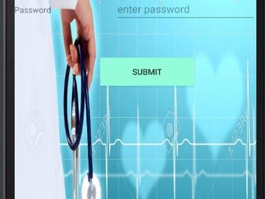 Medical records app