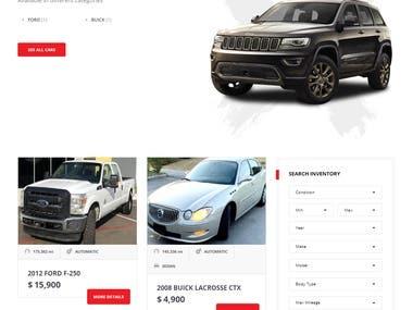 Used car sales, Car Dealer
