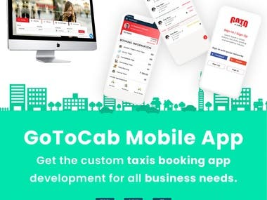 On Demand Taxi Booking Application
