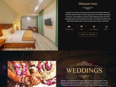 Rudra Vilas Hotel