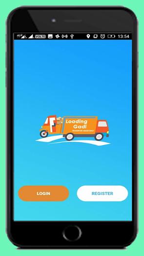Loading Gadi Taxi App