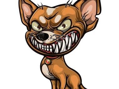 Mascot Illustration design