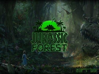 Jurassic Forest