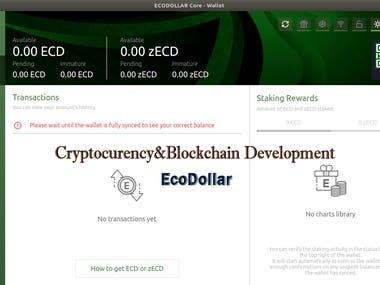 Blockchain EcoDollar