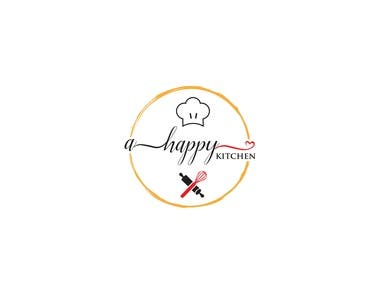 Need Logo for my happy kitchen business