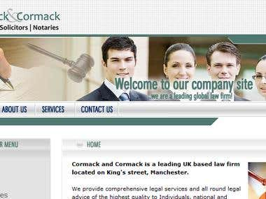 Cormack Legal Services