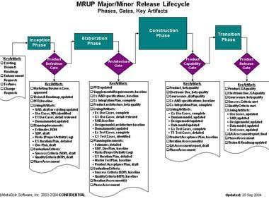 Customized Iterative Development Process