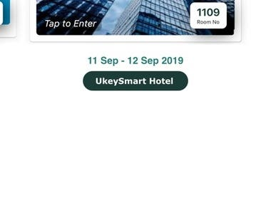 Ukey Smart- The Smart Stay!