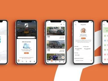 Furka Mobile App