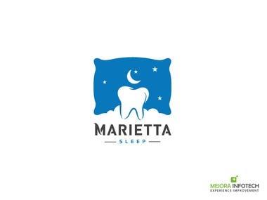 Logo Design for sleep business