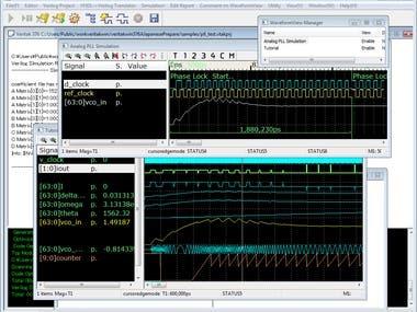 Verilog/VHDL Simulation