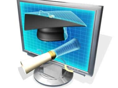 E-learning , SEO, SEM and technical expertise