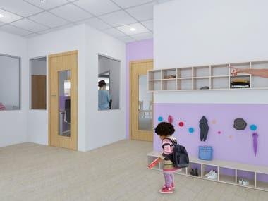 3D Interior vizualisation