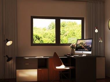 Home office / Interior Design