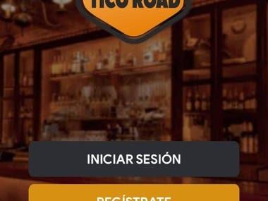 TicoRoad iOS Swift App