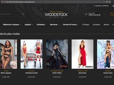 Fashion Import e-Comerce