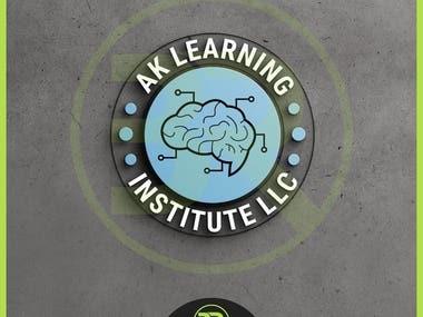 AK Learning Logo