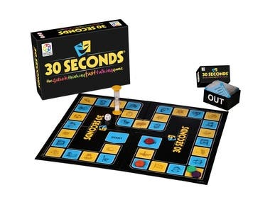 Board game for Smart Games (UK)
