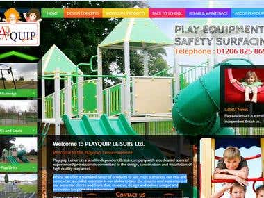 PLAY EQUIPMENT & SAFETY SURFACING