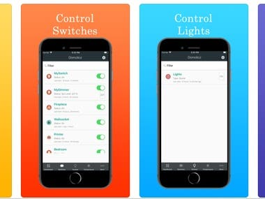 Switch IT - Home Automation ios app
