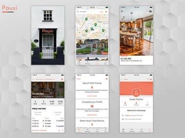 Property Listing App