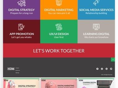 UI UX Web Designs