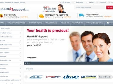 Health Care N Support