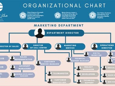 Start-Up Organisational Chart