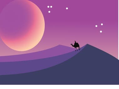 night moon design