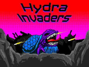Hydra Invaders (Unity Game)