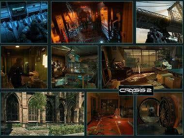 Crysis 2  Crytek/EA ( PC, PS3, XBox360)