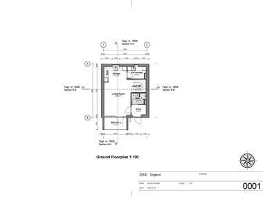 Revit BIM Model (Duplex & Complex Building)