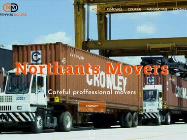 Northants Movers - http://northantsmovers.uk/