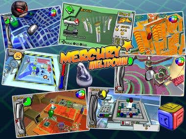 Mercury series - Awesome / Ignition Ent ( PSP PS2 Wii )