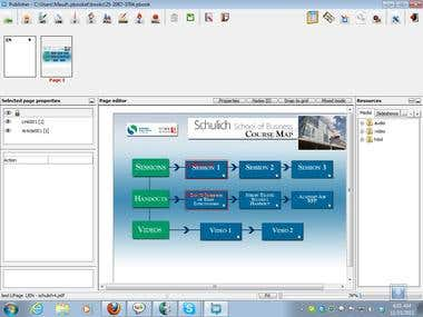 Java Application-Ebook Editor