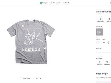E-Commerce (Clothes Shop)
