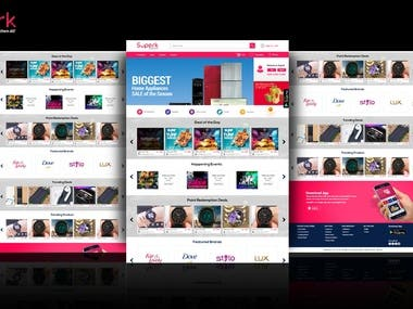Superk Website