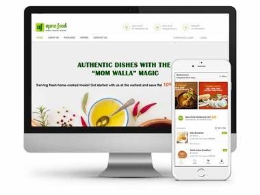 Apna Food | Online Food Ordering App