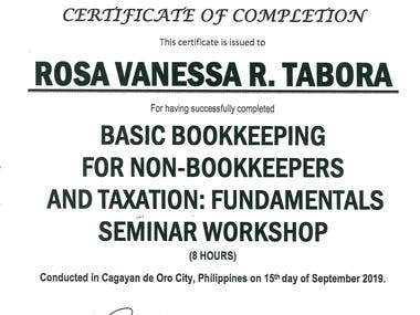 Basic Bookkeeping for Non-Bookkeepers