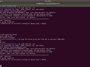 Install Asterisk 16 LTS on Ubuntu 18.04 / 16.04 & Debian 10/