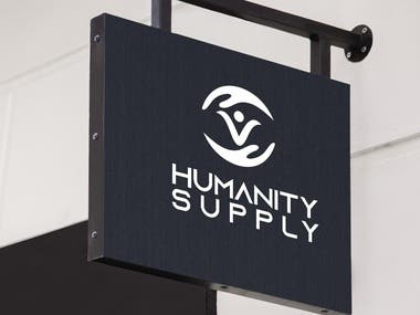 Humanity Supply - Logo Designs